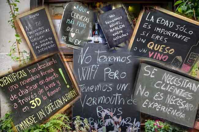 Contenidos virales de bares cafeterías o restaurantes