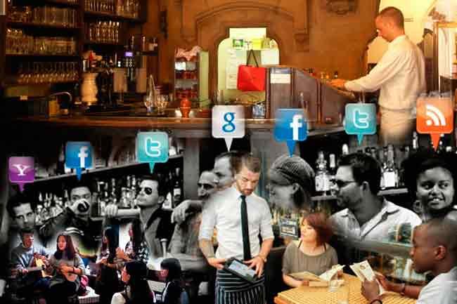 Experiencias vividas en un bar, cafetería o restaurante