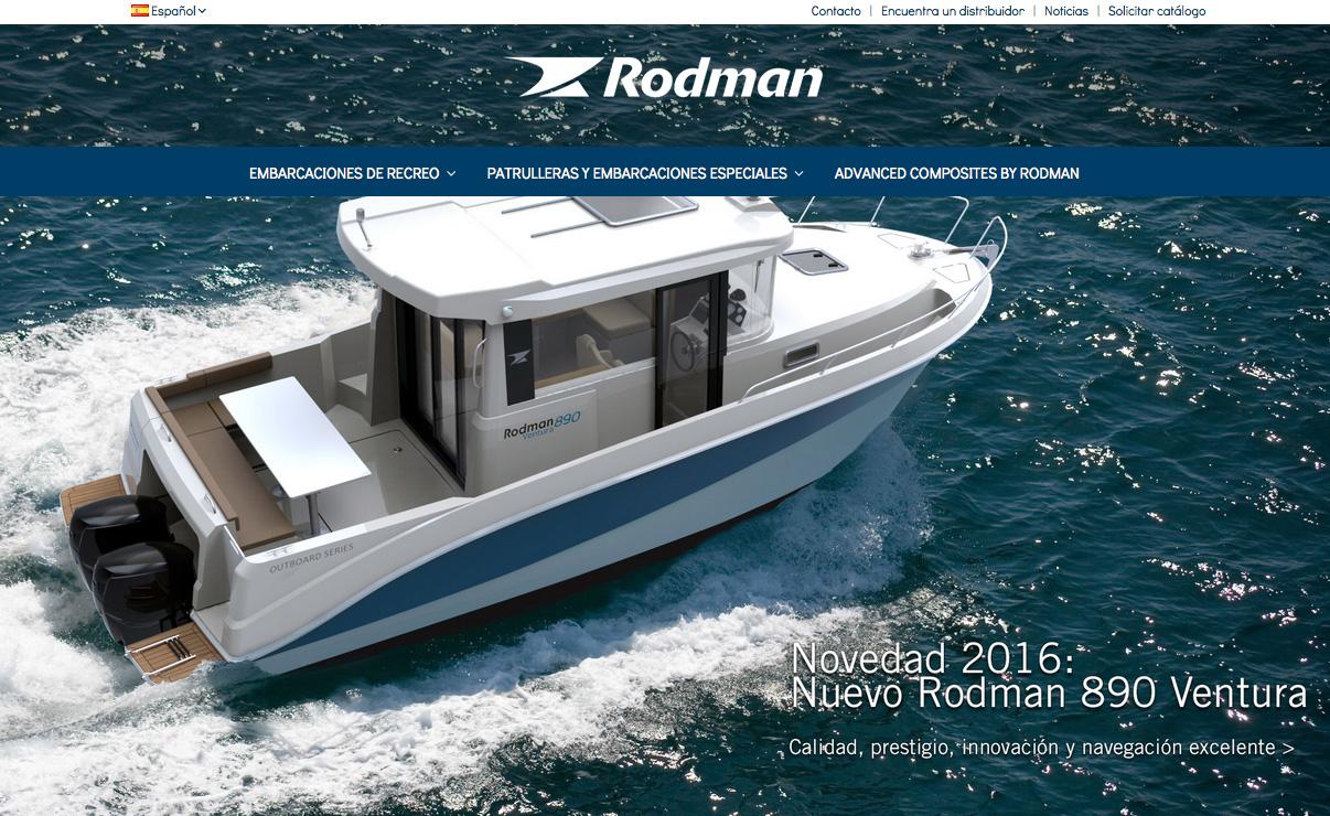 Web de rodman.com